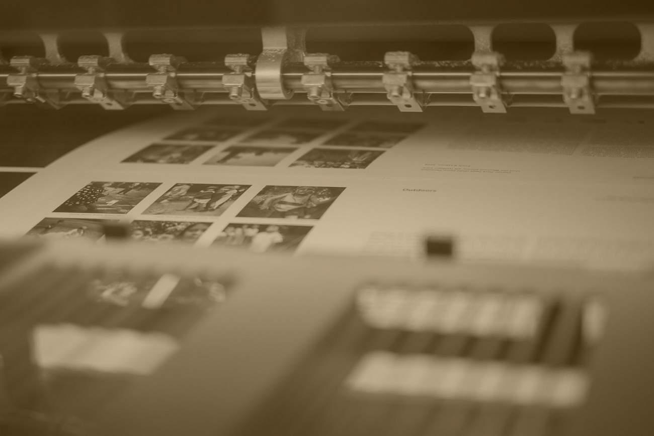 Web Offset printng