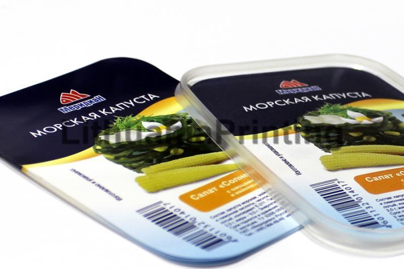 Food labels printing