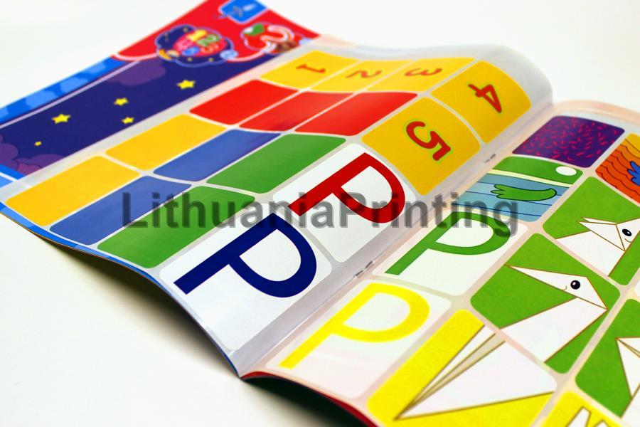 Children books printing