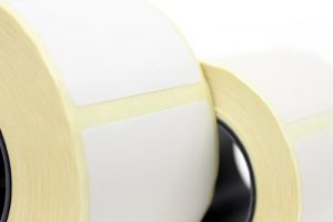 Thermal blank labels