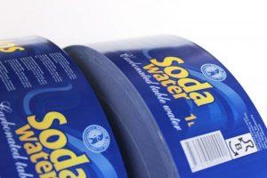 wrap arround labels in rolls
